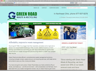 Green-Road-Waste-website
